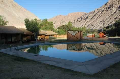 Notre lodge à Codpa - Chili -