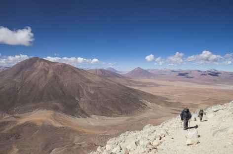 Montée Iruputumco - Bolivie -