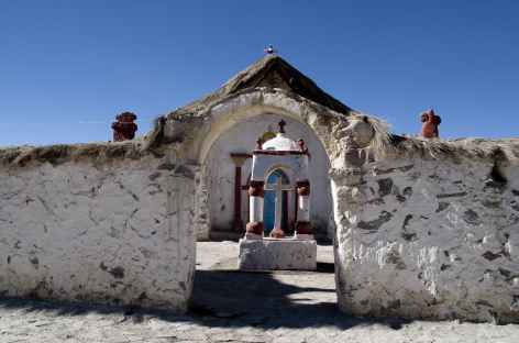 Eglise de Parinacota - Chili -