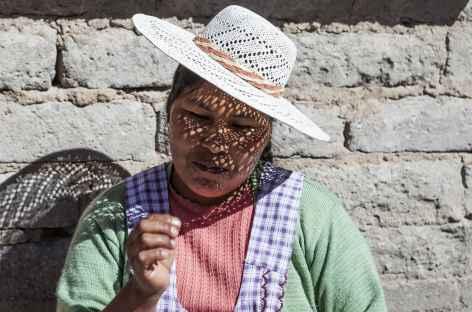 Bolivienne -