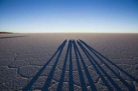 Salar Uyuni-Bolivie -