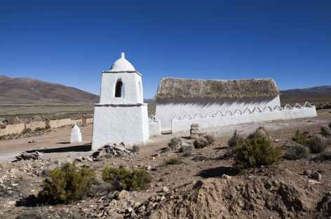 Eglise d'Isluga - Bolivie -