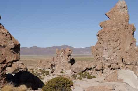 Vallée des rochers -