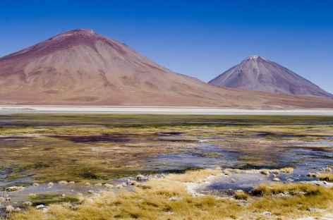 Laguna Blanca et Verde - Bolivie -