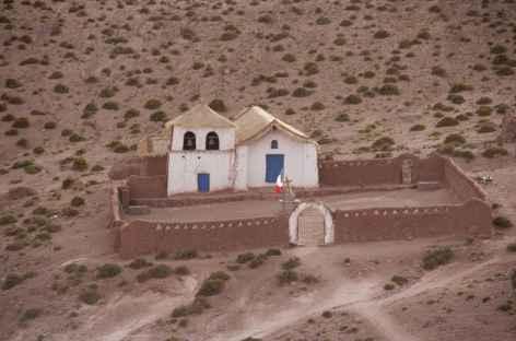 En allant aux solfatares Bolivie -