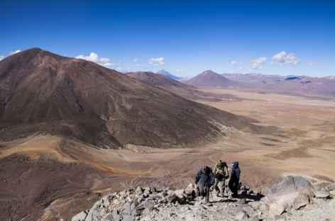 Montée Irruputumcu Bolivie -