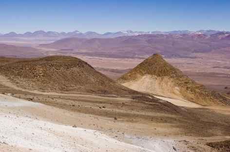 Montée Uturumco - Bolivie -