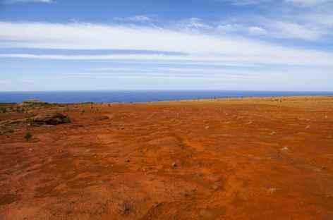Ile de Pâques, balade presqu'île de Poike - Chili -