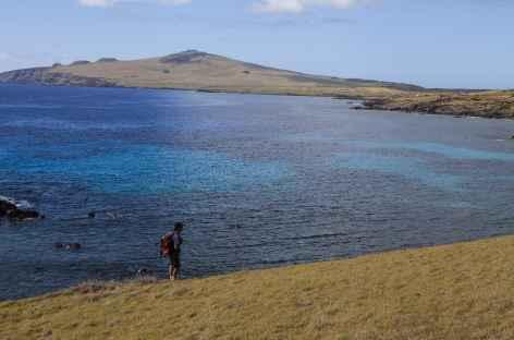 Ile de Pâques, balade vers Te Pito O Te Henua - Chili -