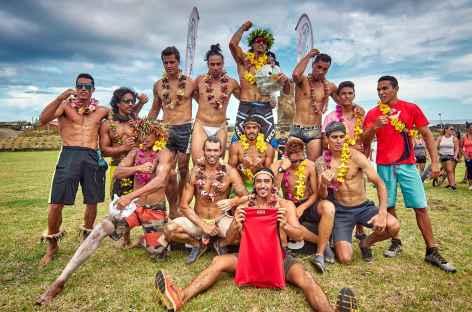 Epreuves sportives Tapati -