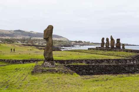 Ile de Pâques, Tahaï - Chili -