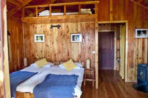 Une chambre cosy dans notre lodge de charme - Chili -