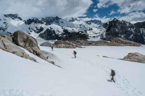 Descente du Cerro Putagonia - Chili -