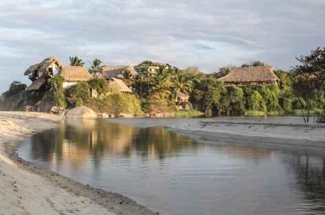 Lodge de charme au bord des Caraïbes - Colombie -