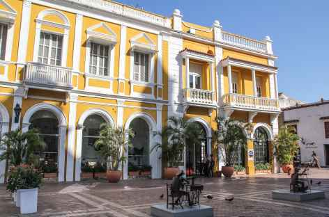 Le coeur colonial de Carthagène - Colombie -