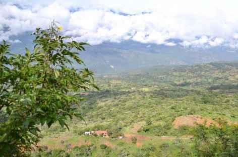 Les environs de Barrichara - Colombie -