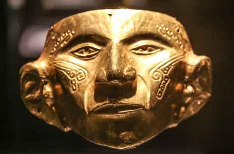 Bogota, visite du musée de l'Or - Colombie -