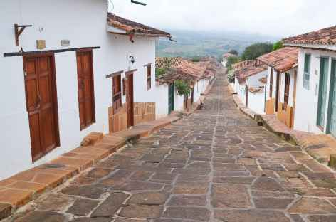 Le village colonial de Barrichara - Colombie -