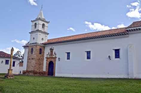 Le village colonial de Villa de Leyva - Colombie -
