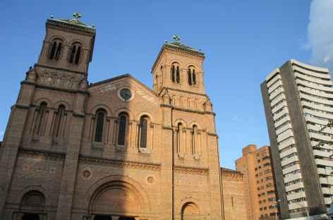 Medellin, la cathédrale - Colombie -