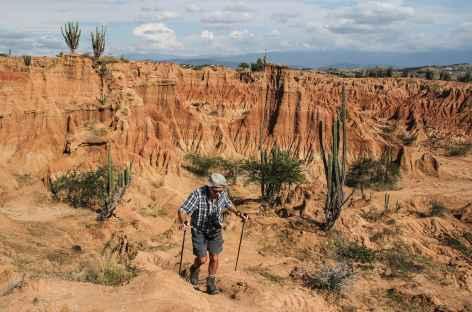Balade  dans le désert de la Tatacoa - Colombie -