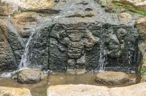 Site archéologique de san Agustin, fuente de Lavapatas - Colombie -