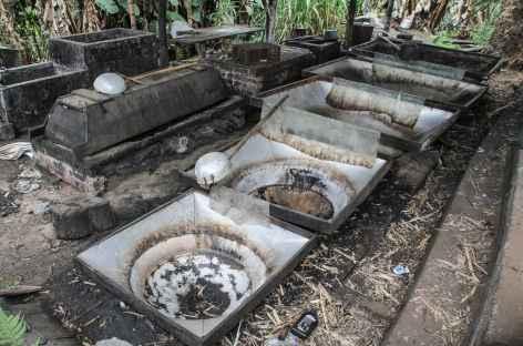 Un trapiche, fabrication de la panela (pain de sucre de canne) - Colombie -
