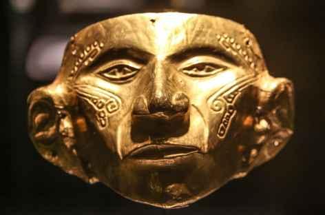 Visite du musée de l'or à Bogota - Colombie -