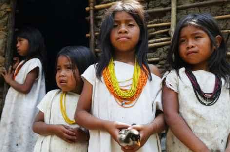 Rencontre avec les koguis dans la Sierra Nevada de Santa Marta - Colombie -