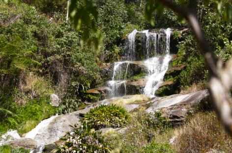 Cascade dans la Sierra Nevada de Santa Marta - Colombie -