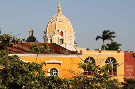 Beauté coloniale de Carthagène - Colombie -
