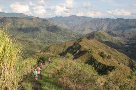 Randonnée dans la région de Tierra Dientro - Colombie -