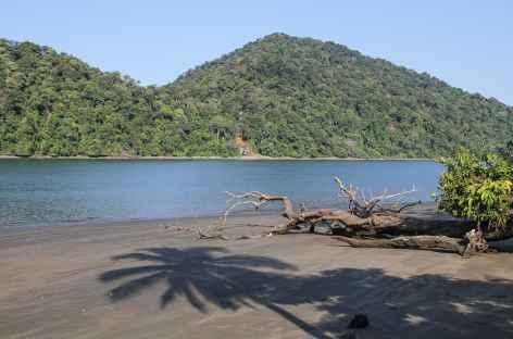 Le fjord Ensenada de Utria - Colombie -