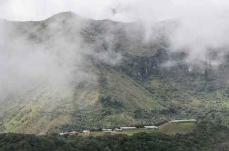 L'un des sites achéologiques de Tierra Dientro - Colombie -