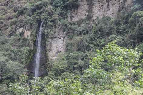 Le canyon du rio Magdalena - Colombie -
