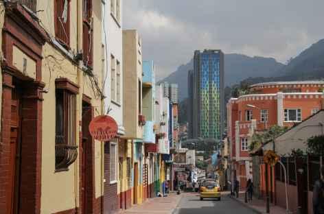 Balade dans le quartier de la Candelaria à Bogota - Colombie -