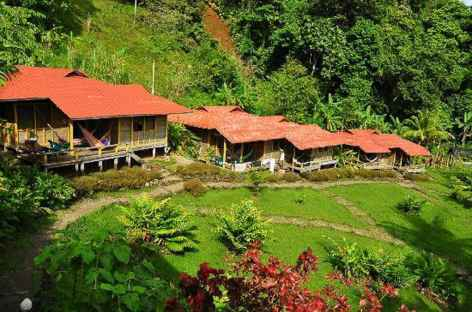 Le lodge El Cantil - Colombie -