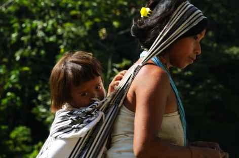 Rencontre avec les Koguis - Colombie -