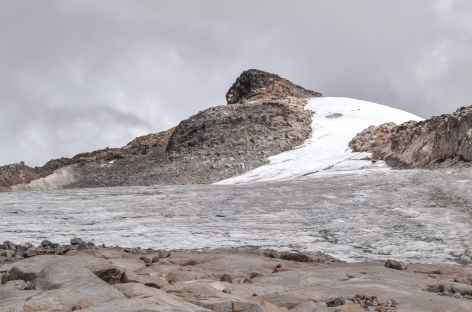 Vue sur le volcan Ruiz - Colombie -