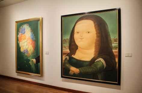 Musée Botero à Bogota - Colombie -