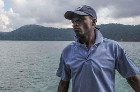 Notre capitaine de 'lancha' - Colombie -
