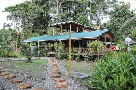 Notre lodge dans le parc national Utria - Colombie  -