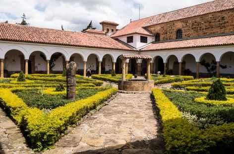 Couvent Ecce Homo Villa de Leyva - Colombie -