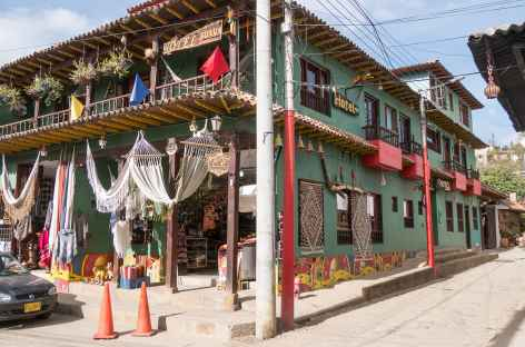 Raquira - Colombie -