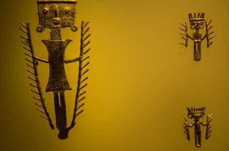 Bogota musée de l'or -
