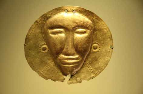 Le musée de l'Or à Bogota - Colombie -