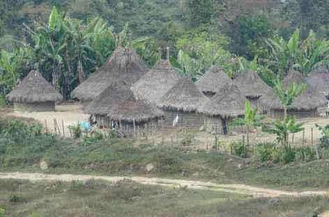Chez les koguis Colombie -