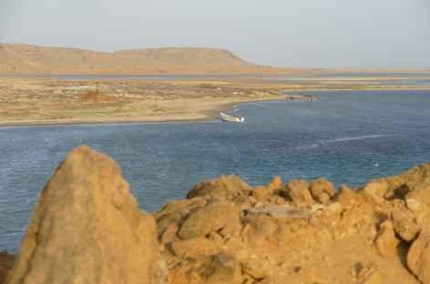 Désert de la Guajira, depuis Punta Soldado -
