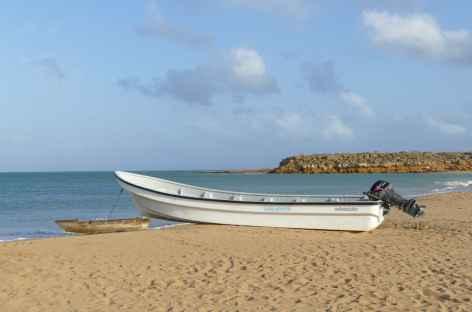 Désert de la Guajira, plage -