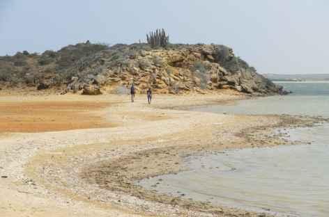 Désert de la Guajira, balade  -